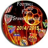 Football Logo Fight - Spanish League 2014/2015