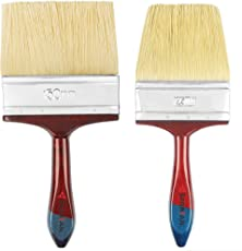 Spartan Paint Brush Multicolour Set of 2 (150 MM (6 inch) and 125 MM (5 inch) Mnspro