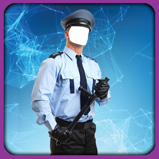 Polizei-Anzug-Foto-Hersteller (Mode Polizei Kostüm)