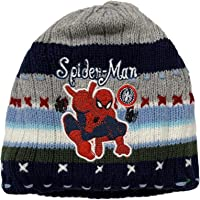 Cappello Invernale Marvel Spiderman Ultimate Spider Man Cappellino Bambino 3405