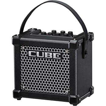 ROLAND Micro Cube Gx Guitar Amplifier Black M-Cube Gx