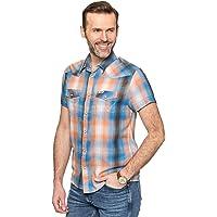 Wrangler SS Western Shirt Camicia Uomo