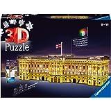 Ravensburger - Puzzle 3D - Building - Buckingham Palace illuminé - 12529