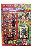 Sammelkarten Lego Ninjago Serie II, Multipack