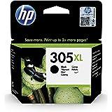 HP 305XL Cartouche d'Encre Noire grande capacité Authentique (3YM62AE)