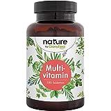Multivitamine - Premium Complex met bio-actieve vormen - Alle waardevolle A-Z-vitamines en -mineralen - In het laboratorium g