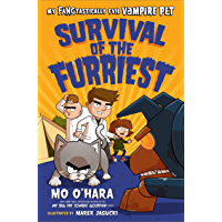 Survival of the Furriest: My FANGtastically Evil Vampire Pet (English Edition)