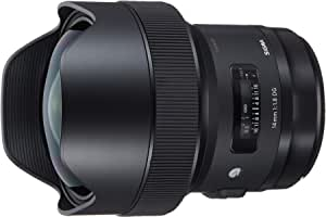 Sigma 14 Mm F1 8 Dg Hsm Lens For Canon Black Camera Photo