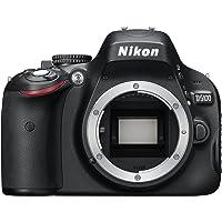 Nikon D5100 SLR-Digitalkamera (16 Megapixel, 7.5 cm (3 Zoll) schwenk- und drehbarer Monitor, Live-View, Full-HD…