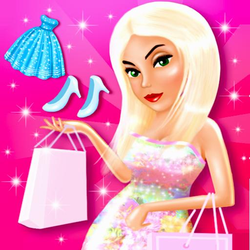 Fashion Shopping Girl Games