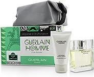 Guerlain Homme L'Eau Boisee Coffert: Eau De Toilette Spray 80ml