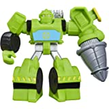 Playskool Heroes Transformers Rescue Bots Boulder the Construction-Bot Figure by Playskool