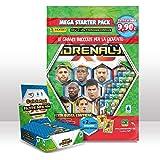 Calciatori Adrenalyn Xl 2020-2021 Super Starter Pack [BOX DA 24 Bustine Primo tempo - 6 Bustine - 2 card Limited Edition - ra