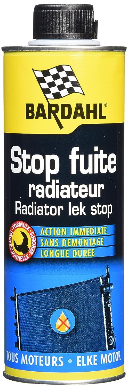 amazonfr bardahl 1099 additifs pour huile moteur stop fuite radiateur - Fuite Radiateur Chauffage Maison