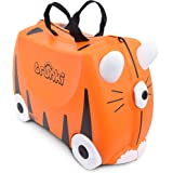 Trunki Children's Ride-On Suitcase: Tipu Tiger (Orange)