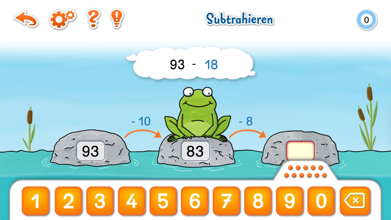 Mathe Lernspiel