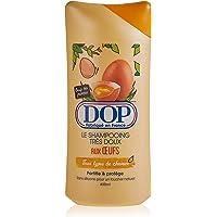 Dop Shampooing très doux aux oeufs - Le flacon de 400 ml
