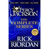 Percy Jackson: The Complete Series (Books 1, 2, 3, 4, 5) (English Edition)
