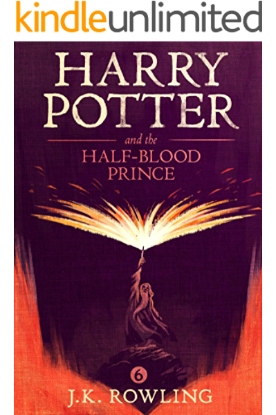 Harry Potter And The Half Blood Prince Ebook Rowling J K Amazon Co Uk Kindle Store