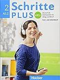 Schritte plus Neu 2: Deutsch als Fremdsprache / Kursbuch+Arbeitsbuch+CD zum Arbeitsbuch: Deutsch als Zweitsprache für…