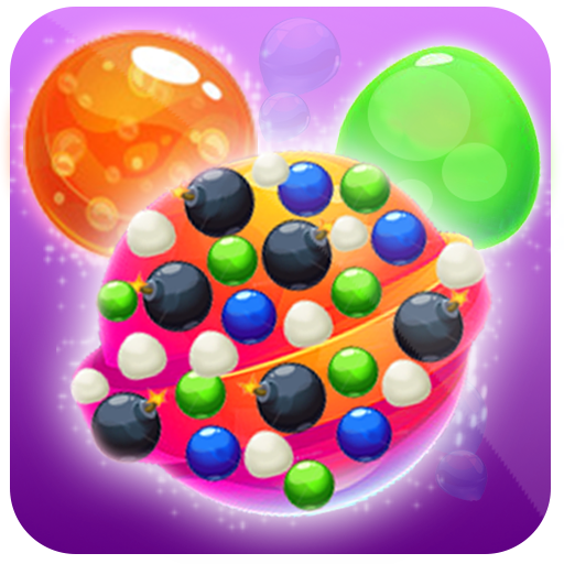 Bubble Crush Journey -