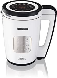Morphy Richards 501020 Morphy richards-m501020ee-Blender Chauffant 1.6l 1000w Smart Control, 1100 W, 1.6 liters, Blanc