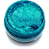 KandyDip Effectpigment Bora Bora Blue Pearl parelglans metallic kleurpoeder pigment voor epoxyhars autolak spuitfolie pigment