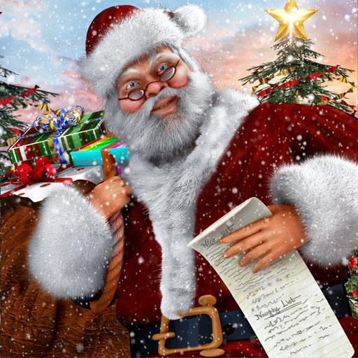 Virtual Santa Adventure City Simulatore di famiglie di eroi reali 3D: Happy Family Sim entusiasmanti giochi di avventura gratuiti per bambini 2018
