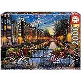 لعبة متاهة امستردام 2000 من ايدوكا للاطفال