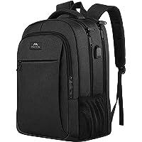 MATEIN Großer Laptop Rucksack 17 Zoll Laptoptasche für Schule Arbeit mit USB Ladeanschluss Anti Diebstahl Business…