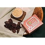 Earthy Sapo Shikakai & Multani Shampoo Bar suitable for oily hair, 100g - Pack of 3