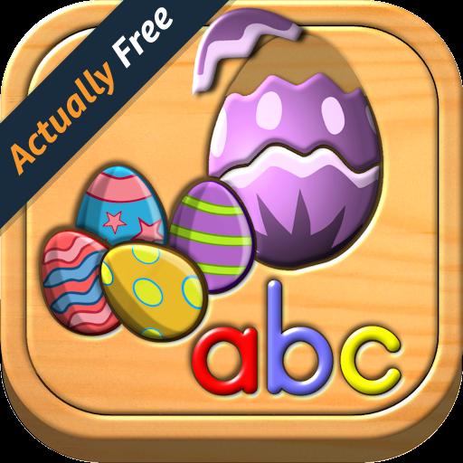 Kinder Ostern Jigsaw Puzzle Logik und Memory-Spiele für Kinder im Vorschulalter (Santa-apps Kostenlos)
