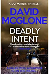Deadly Intent (A DCI Marlin Thriller Book 2) Kindle Edition