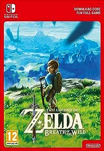 The Legend of Zelda: Breath of the Wild [Switch Download Code]