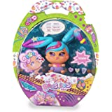 The Bellies From Bellyville Besties The Beastie Trixie Muñeco Bebé, multicolor (Famosa 700016350)