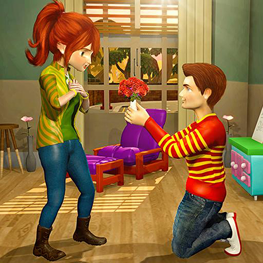 Virtuelle Sims-Dating-Spiele