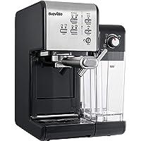 Breville - Prima Latte II machine à café espresso - latte et cappuccino - pompe professionnelle 15 bars et mousseur à…