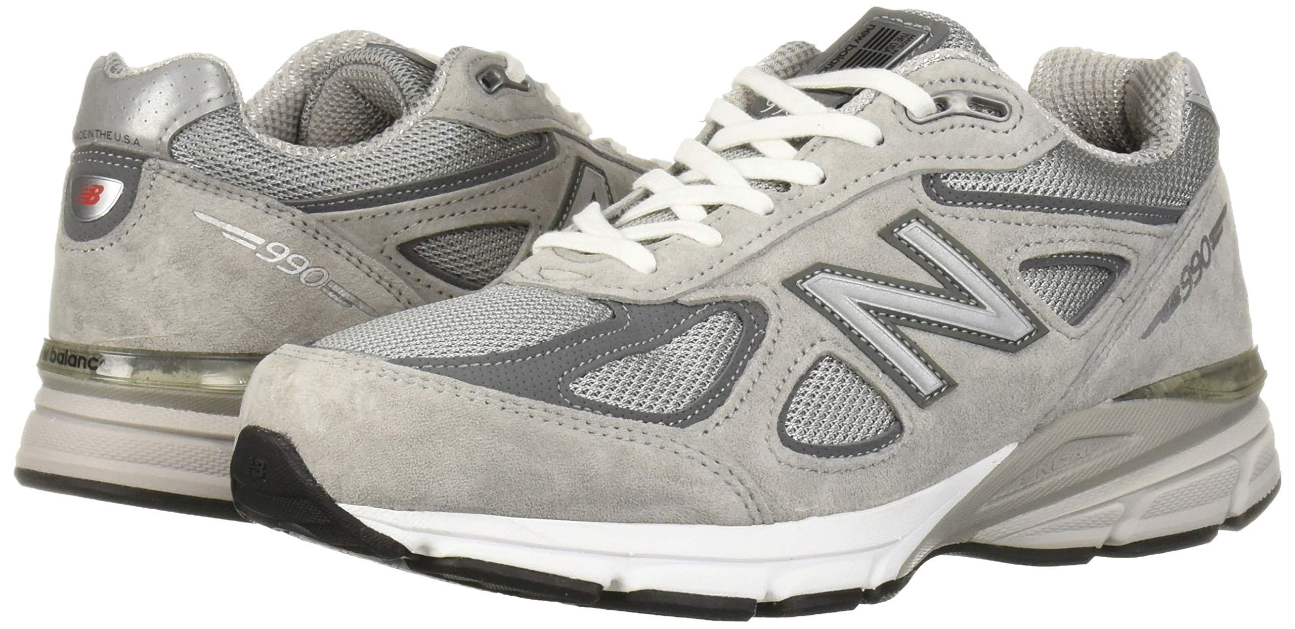 812%2By%2BV3v3L - New Balance Men's 990v4 Running Shoe