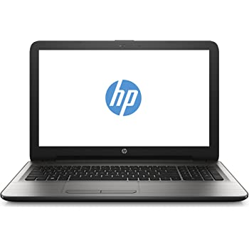 HP 15-AY007TX 15.6-inch Laptop (Core i5-6200U/4GB/1TB/DOS/2GB Graphics), Turbo Silver