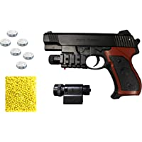Amitasha Air Pistol Laser Mouser Gun with 6mm Bullets