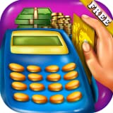 Supermarket Cashier Kids : handle money, use cash register and POS in this Supermarket Cashier Shopping game ! FREE