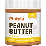 Pintola All Natural Honey Peanut Butter (Creamy) (350g)