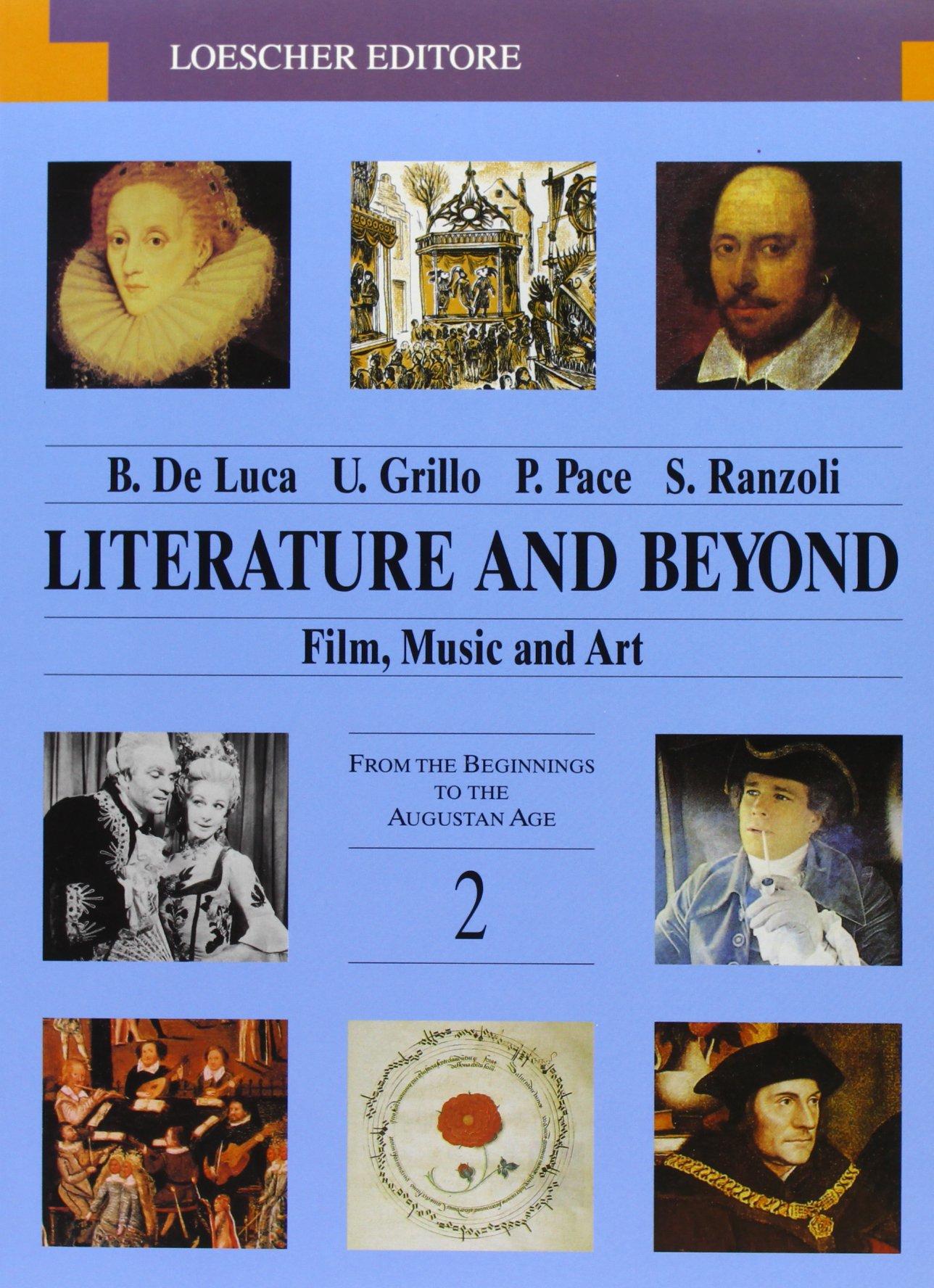 Literature and beyond. Film, music and art. Per le Scuole superiori. Con espansione online: 2