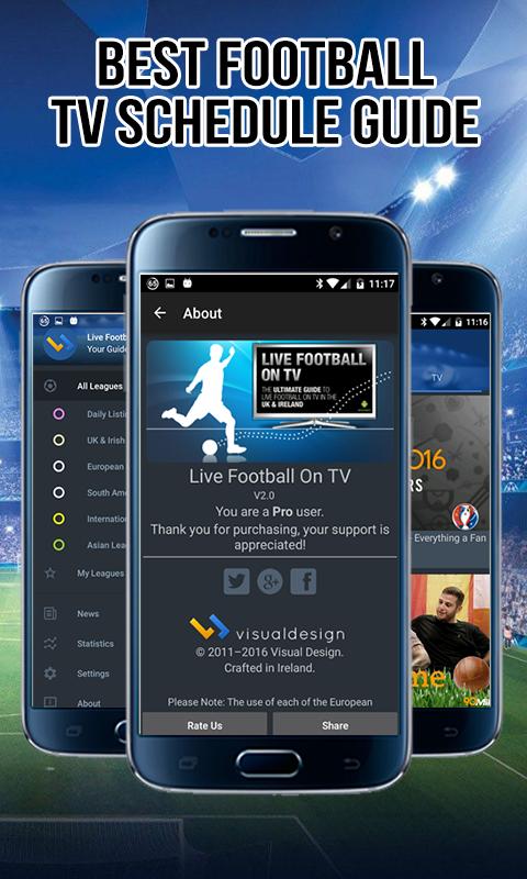 Live Fußball auf TV Guide: Amazon.de: Apps für Android