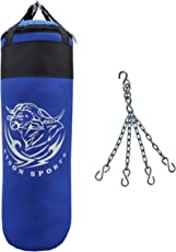 Byson Strong and Rough(36 inch) Punching Bag with Chain (Heavy Bag)