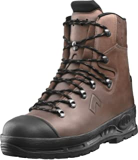 Haix Protector Pro 2.0 UK 8 EU 42 US 9 Schnittschutzstiefel Forst Schuhe NEU!