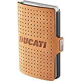 I-CLIP Original Black Ducati Desert, Portafoglio, Wallet
