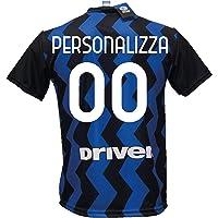 DND DI D'ANDOLFO CIRO Maglia Calcio Inter Personalizzabile Replica Autorizzata 2020-2021 Taglie da Bambino e Adulto…