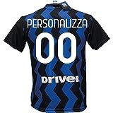 DND DI D'ANDOLFO CIRO Maglia Calcio Inter Personalizzabile Replica Autorizzata 2020-2021 Taglie da Bambino e Adulto. Personal
