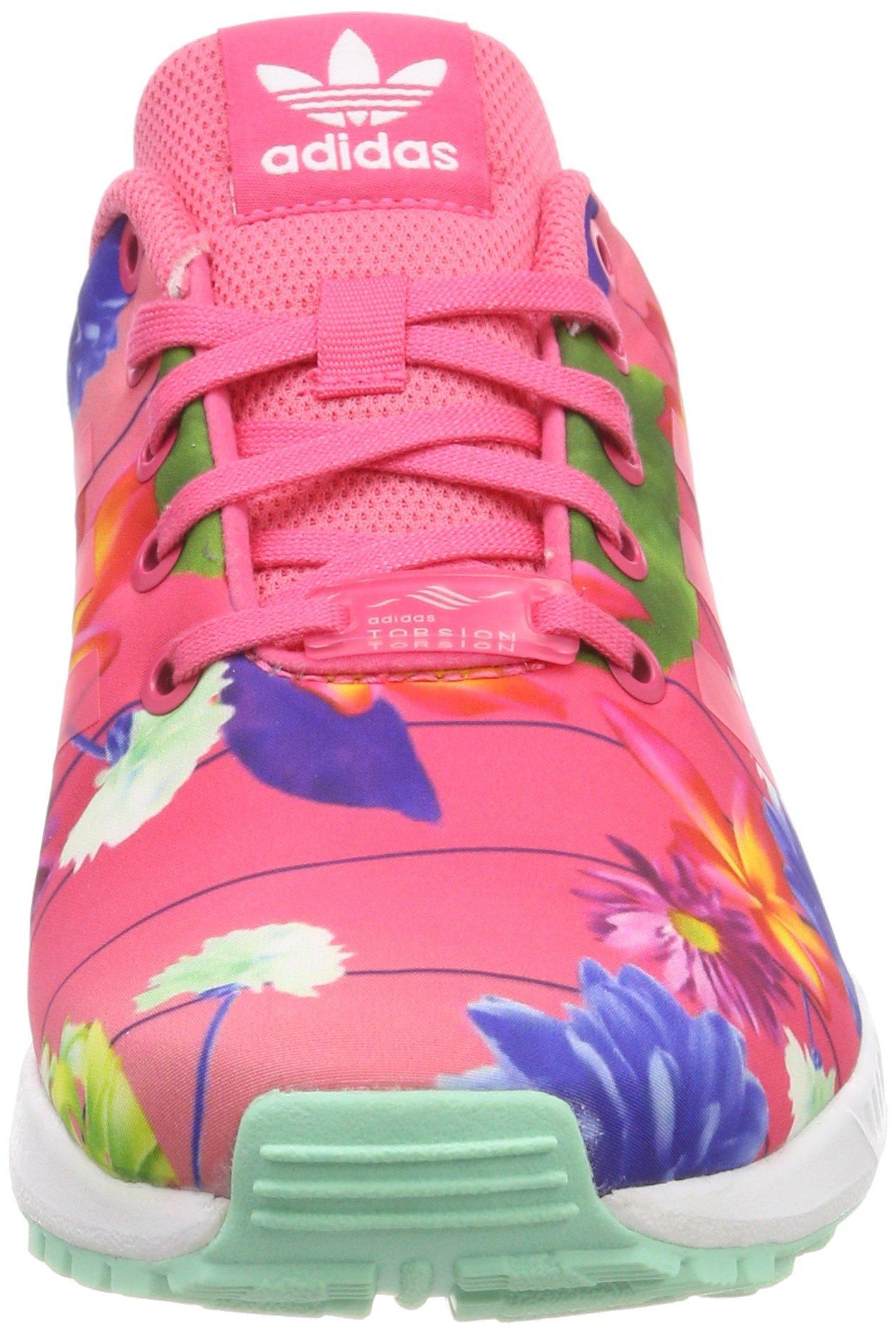 huge discount 68c2b 476ec real adidas zx flux zapatillas unisex niños 6e632 f9043